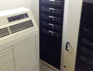 Klimageraet im Serverraum