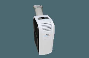 mobile Klimageraete kleine Klimaanwendungen Buero Serverraum
