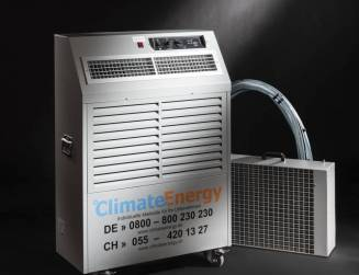 Klimasplitgerät Climate Energy GmbH